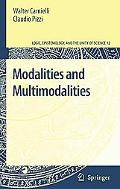 Modalities and Multimodalities (Logic, Epistemology, and the Unity of Science)