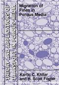 Migration of Fines in Porous Media