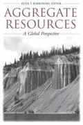 Aggregate Resources A Global Perspective