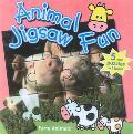 Farm Animals Animal Jigsaw Fun