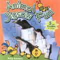 Animal Jigsaw Fun Baby Animals