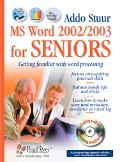 Microsoft Word 2003 for Seniors Getting Familiar With Word Processing