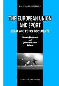 European Union And Sport Legal And Policy Documents