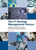 It Strategy Management Process Supporting It Services Through Effective Knowledge Management