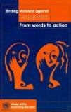 Ending Violence Against Women: From Words to Action: Study of the Secretary General