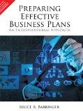 Preparing Effective Business Plans - An Entrepreneurial Approach