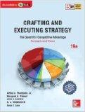 Crafting and Executing Strategy: Concepts and Readings