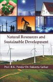 Natural Resources and Sustainable Development [POD]