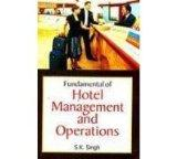 Fundamental of Hotel Management and Operations