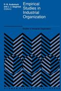 Empirical Studies in Industrial Organization : Essays in Honor of Leonard W. Weiss