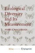 Ecological Diversity and Its Measurement