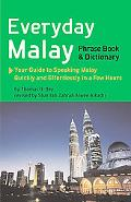Everyday Malay PhraseBook & Dictionary