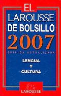 Larousse De Bolsillo 2007 Edicion Actualizada  Lengua Y Cultura