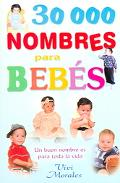 30,000 Nombres Para Bebes