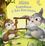 Tambor y las formas / Thumper's Shapes (Disney Bunnies) (Spanish Edition)