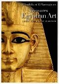 Treasures of Egyptian Art from the Cairo Museum: A Portfolio of 10 Masterpieces