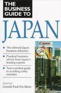 BUSINESS GUIDE TO JAPAN - Gerald Paul McAlinn - Paperback