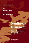 Nonlinear Dynamics From Lasers to Butterflies Selected Lectures from the 15th Canberra Inter...