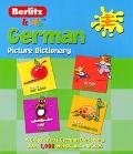 Berlitz Kid's German Picture Dictionary