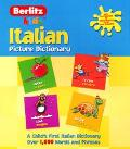 Berlitz Kid's Italian Picture Dictionary