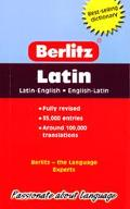 Berlitz Latin Dictionary