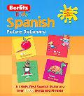 Berlitz Kid's Spanish Picture Dictionary