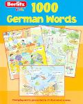 Berlitz 1000 German Words