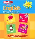 Berlitz Kids English Picture Dictionary
