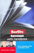 Berlitz German Verbs Handbook
