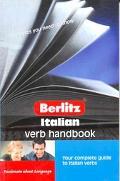 Berlitz Italian Verbs Handbook