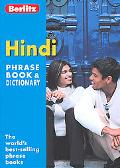 Berlitz Hindi Phrase Book And Dictionary