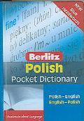 Polish Polish-english / English-polish