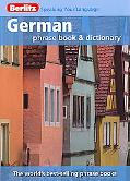 Berlitz German Phrase Book