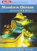 Berlitz Mandarin Phrase Book