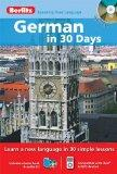 Berlitz German in 30 Days (Berlitz in 30 Days) (German Edition) (English and German Edition)