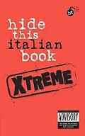Hide This Italian Book Xtreme