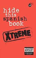 Hide This Spanish Book Xtreme