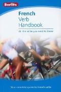 French Verb Berlitz Handbook (Berlitz Handbooks)