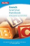 French Grammar Berlitz Handbook (Berlitz Handbooks) (French and English Edition)