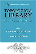 Topological Library Cobordisms and Their Applications
