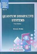 Quantum Dissipative Systems
