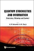 Quantum Stochastics Information