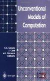 Unconventional Models of Computation (Discrete Mathematics and Theoretical Computer Science)