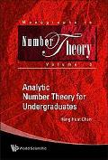 Analytic Number Theory for Undergraduates (Monographs in Number Theory)