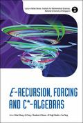 E-Recursion, Forcing, and C*-Algebras
