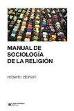 MANUAL DE SOCIOLOGIA DE LA RELIGION (Spanish Edition)