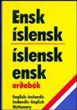 Icelandic-English - English-Icelandic Pocket Dictionary