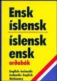 Ensk-Islensk/Islensk-Ensk Ordabok (English-Icelandic/Icelandic-English Dictionary)