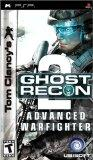 Tom Clancy's Ghost Recon Advanced Warfighter 2 - Sony PSP