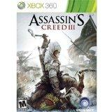 XB360 ASSASSINS CREED 3